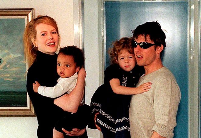 Nicole Kidman buon long vi bi con nuoi tho o hinh anh 1