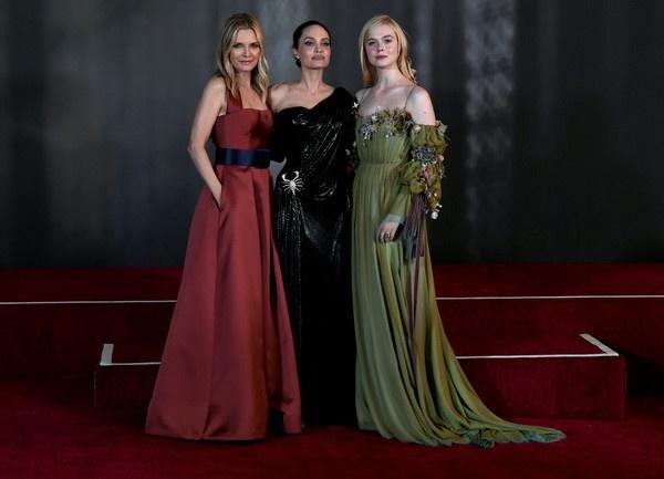 5 nguoi con den ung ho Angelina Jolie ra mat phim moi hinh anh 7