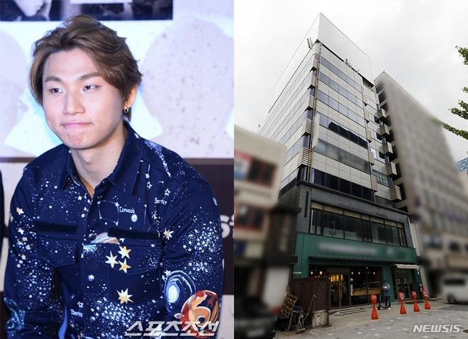 scandal cua Dae Sung (Big Bang) anh 1