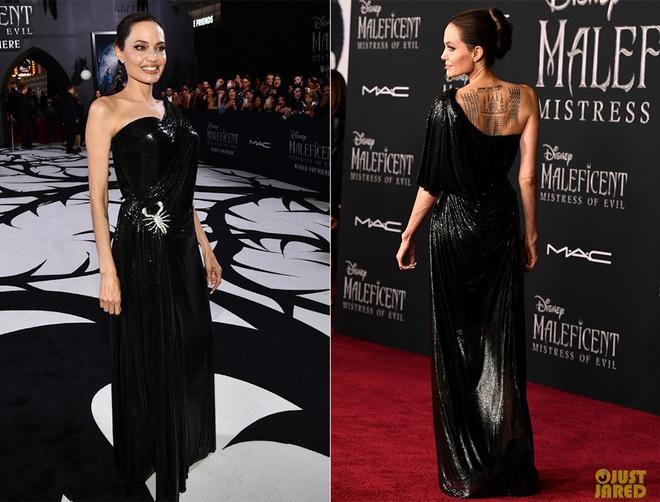 5 nguoi con den ung ho Angelina Jolie ra mat phim moi hinh anh 5