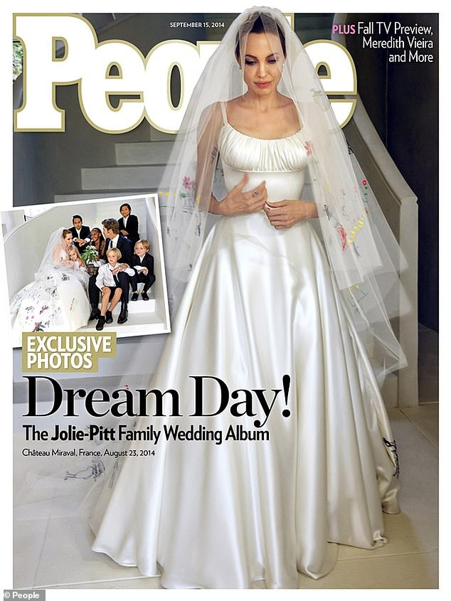Angelina Jolie ly di Brad Pitt anh 2
