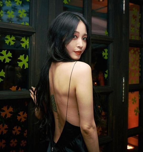 Han Ye Seul khoe voc dang anh 1