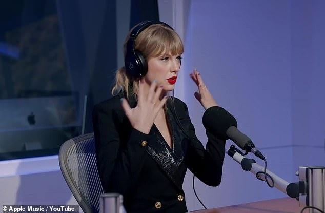 Taylor Swift nhac lai qua khu bi de biu vi yeu nhieu nguoi hinh anh 1