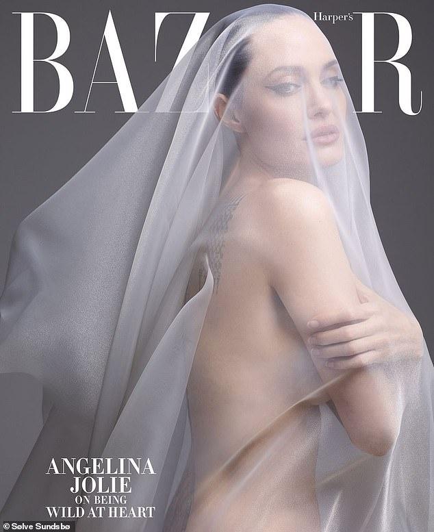 Angelina Jolie chup goi cam anh 2