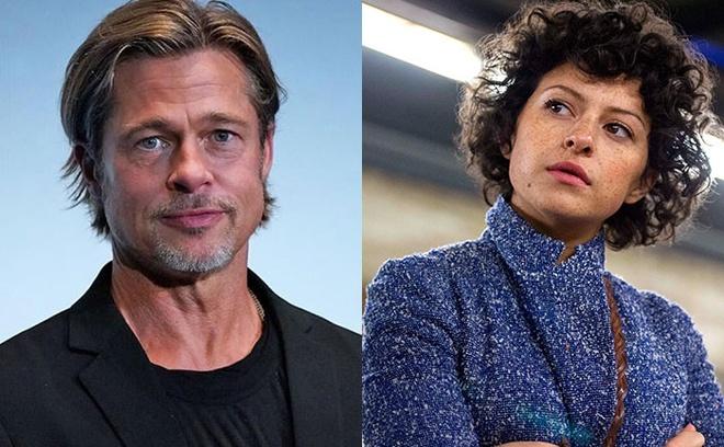 Brad Pitt nhieu lan di choi voi nguoi dep kem 25 tuoi hinh anh 1