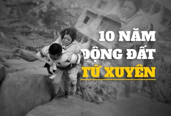 10 nam dong dat Tu Xuyen va nhung vet thuong long hinh anh