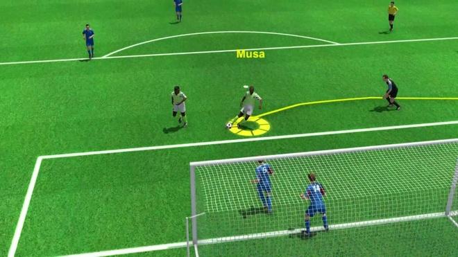 Highlight 3D: Nigeria thang Iceland 2-0 hinh anh