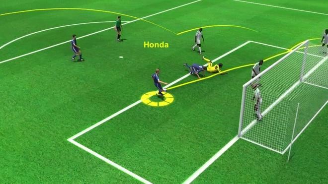 Highlight 3D: Nhat Ban hoa Senegal 2-2 hinh anh