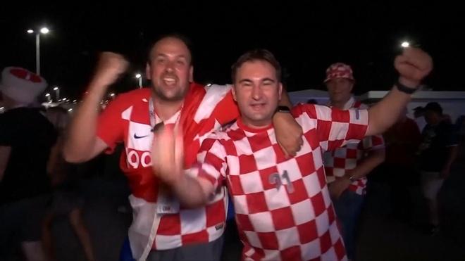 Fan Croatia: 'Doi tuyen the hien tinh than chuyen nghiep' hinh anh