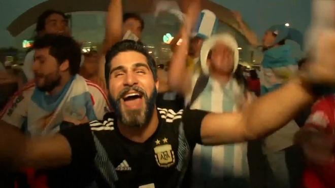 CDV Argentina: 'Cam xuc hon ca cuoi vo' hinh anh