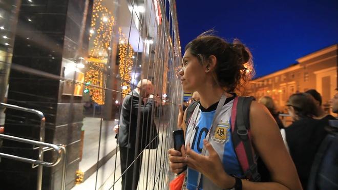 Hang tram CDV cho qua dem tai khach san tuyen Argentina hinh anh