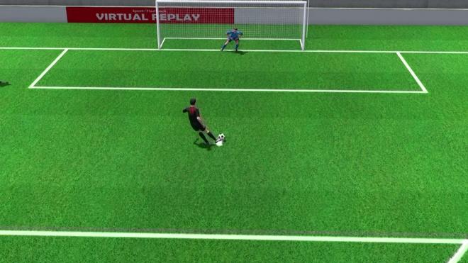 Loat da penalty dua Croatia vao ban ket qua goc nhin 3D hinh anh