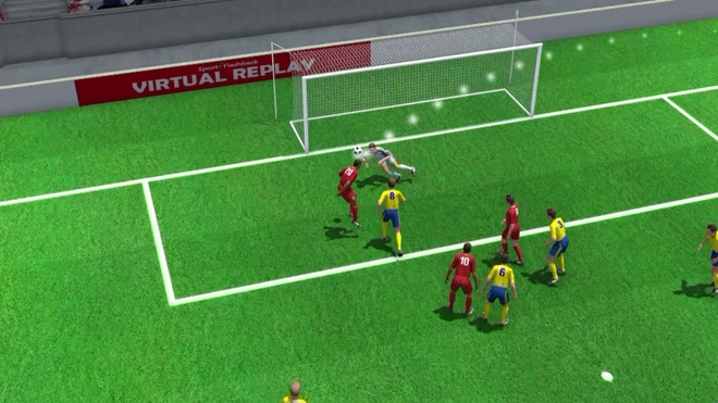 Highlight 3D: Anh thang Thuy Dien 2-0, buoc vao ban ket hinh anh