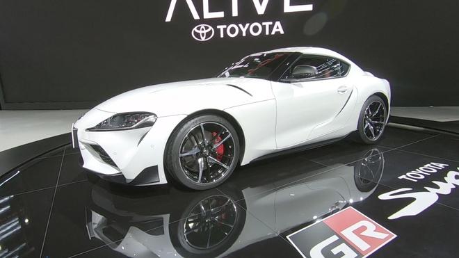 Danh gia nhanh 'hang nong' Toyota GR Supra 2020 hinh anh