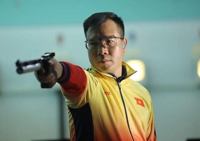 Hoang Xuan Vinh - nguoi hung Olympic va ganh nang SEA Games hinh anh
