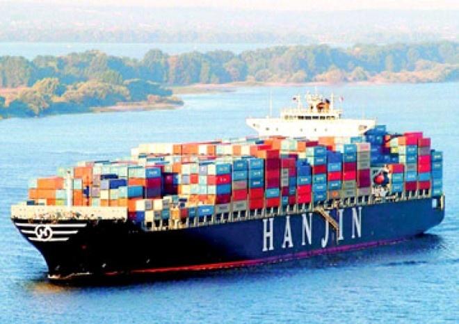 Hanjin Shipping pha san, doanh nghiep Viet mat tien ty hinh anh 1