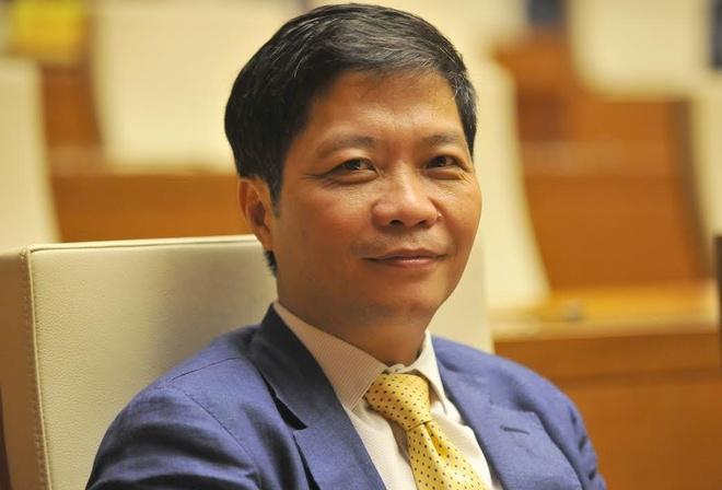 Lanh dao Bo Cong Thuong tung bi cong ty da cap goi de doa hinh anh