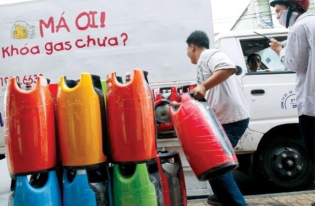 "Hang loat doanh nghiep gas to bi Nghi dinh 19 ""ep chet"" hinh anh"