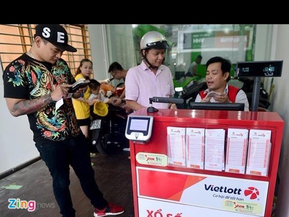 Vietlott: Huy dong 92 ty dong tra thuong khong kho hinh anh