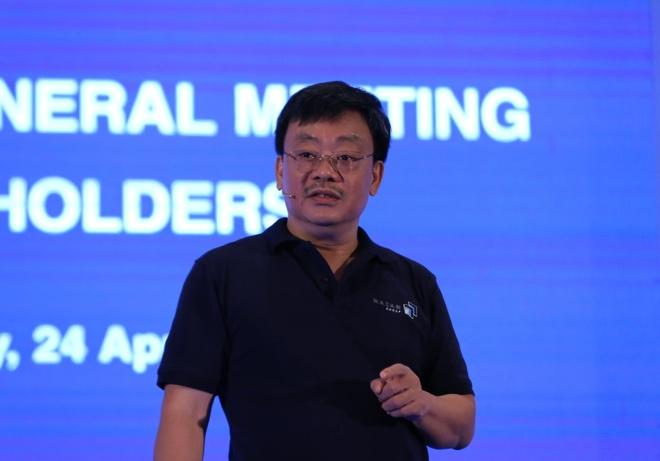 CEO Masan Group lay hinh tuong Ly Tieu Long de noi ve chien luoc hinh anh