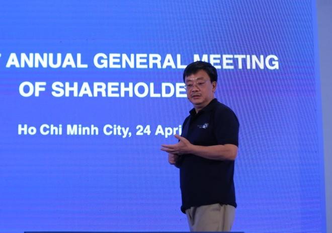 CEO Masan Group lay hinh tuong Ly Tieu Long de noi ve chien luoc hinh anh 1