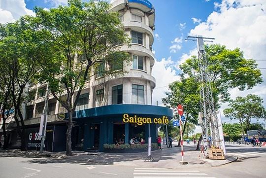 Vi sao chuoi Saigon Cafe dong cua gan het? hinh anh