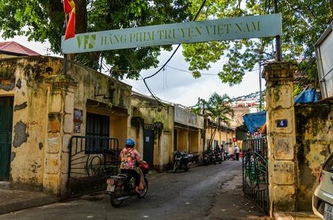 Giao Thanh tra Chinh phu thanh tra co phan Hang phim truyen Viet Nam hinh anh 1