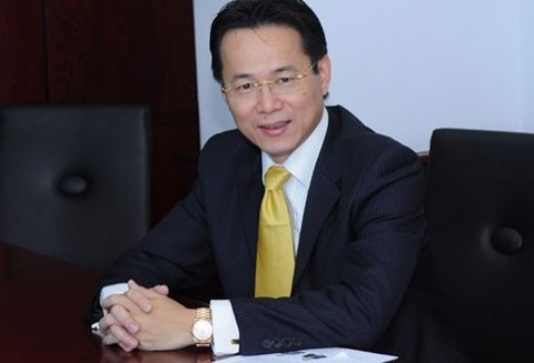 Cuu CEO Ly Xuan Hai chinh thuc ve cong ty bau Duc hinh anh