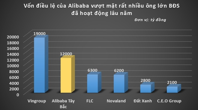 Alibaba lua dao anh 1