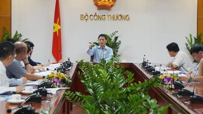 Nhin lai mot nam bien dong nhan su tai Bo Cong Thuong hinh anh 4