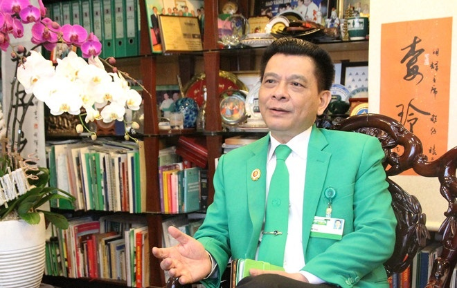 Ong chu Mai Linh: Neu khong khoanh no, 100 nam nua van chua tra xong hinh anh