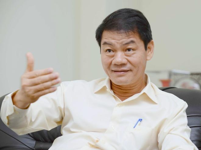 Chu tich Dai Quang Minh noi gi ve duong 1.000 ty dong/km o Thu Thiem? hinh anh