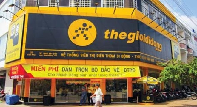 The Gioi Di Dong da dong 7 cua hang dien thoai tu dau nam den nay hinh anh