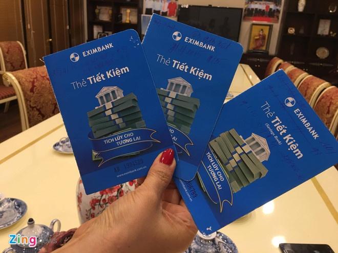 Vu mat 245 ty o Eximbank: Ba Binh nhan tam ung 93 ty van cho ra toa hinh anh 3