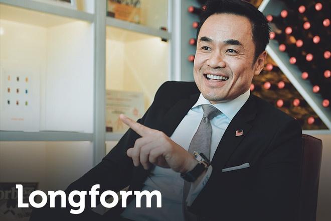 Shark Louis Nguyen: O Viet Nam, nhieu ban tre hung len la khoi nghiep hinh anh