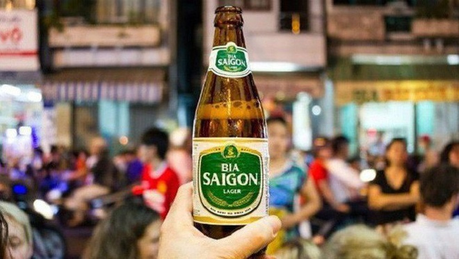 Sabeco lap cong ty von 10 trieu dong de ban bia hinh anh