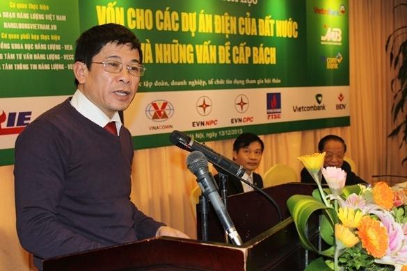 Vietinbank bo trong ghe Chu tich, ong Cat Quang Duong phu trach HDQT hinh anh