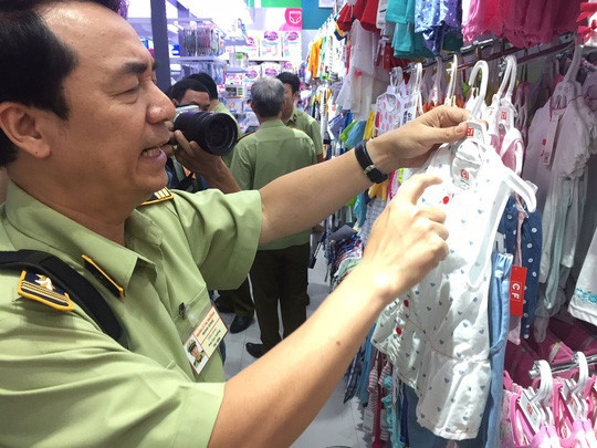 Bo Cong Thuong sap xep 25 cuc, cat giam 305 doi quan ly thi truong hinh anh