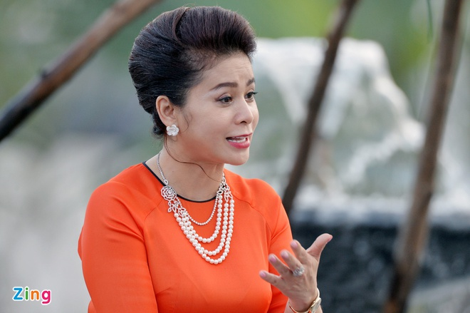 Ba Diep Thao: Vo chong chia co phan nhu chuyen tui phai qua tui trai hinh anh