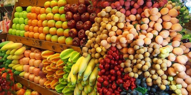 Viet Nam chi hon 2.300 ty dong mua rau qua tu Thai Lan trong mot thang hinh anh