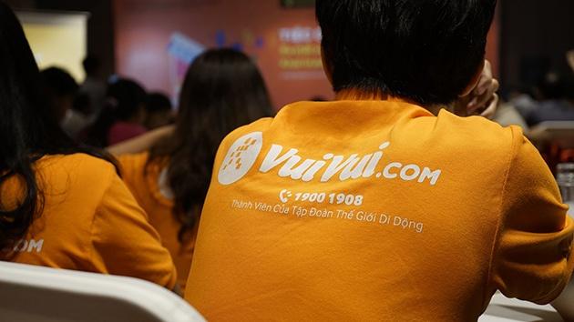 The Gioi Di Dong chi ban hang tieu dung nhanh tren trang Vuivui.com hinh anh