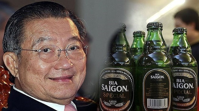 Sau mot nam chuyen nhuong Sabeco tro thanh doanh nghiep 100% cua Thai? hinh anh