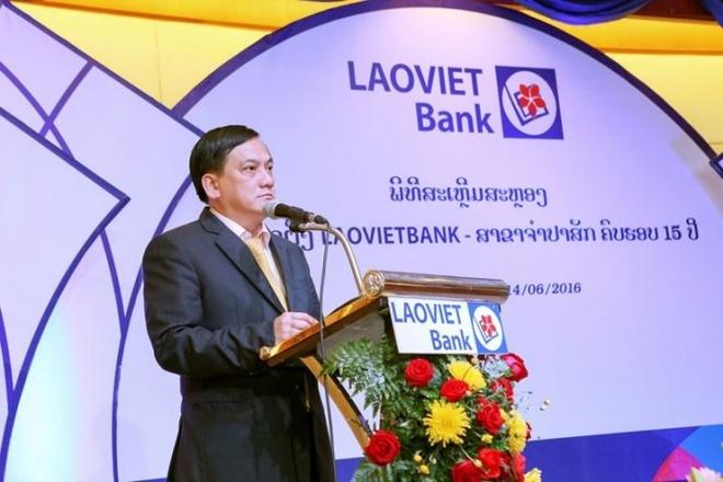 BIDV cho thoi chuc ong Tran Luc Lang sau khi ong nay bi bat hinh anh 1