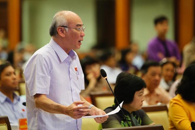 Đại biểu đề nghị giám sát chặt, công khai thông tin vụ Thủ Thiêm