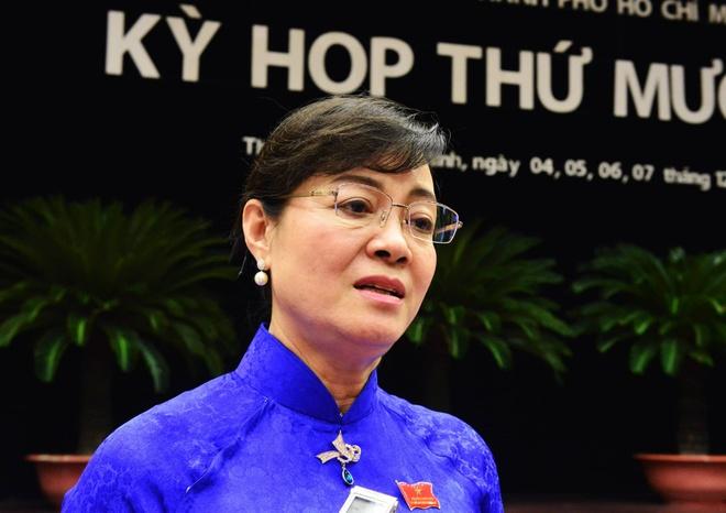 Ba Quyet Tam: TP.HCM khong ganh vac ngan sach thi con dia phuong nao? hinh anh