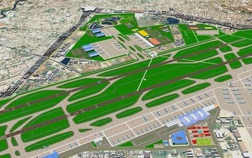 Sân golf Tân Sơn Nhất bị thu hẹp để mở rộng sân bay
