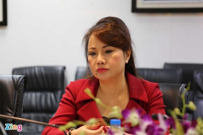 Eximbank khang cao, ba Chu Thi Binh lap tuc rut het 245 ty dong hinh anh 1