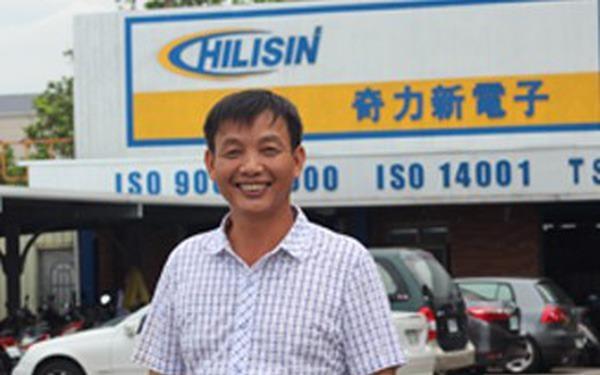 Vua nop du tien, ong Nguyen Xuan Dong thanh CEO Vinaconex hinh anh