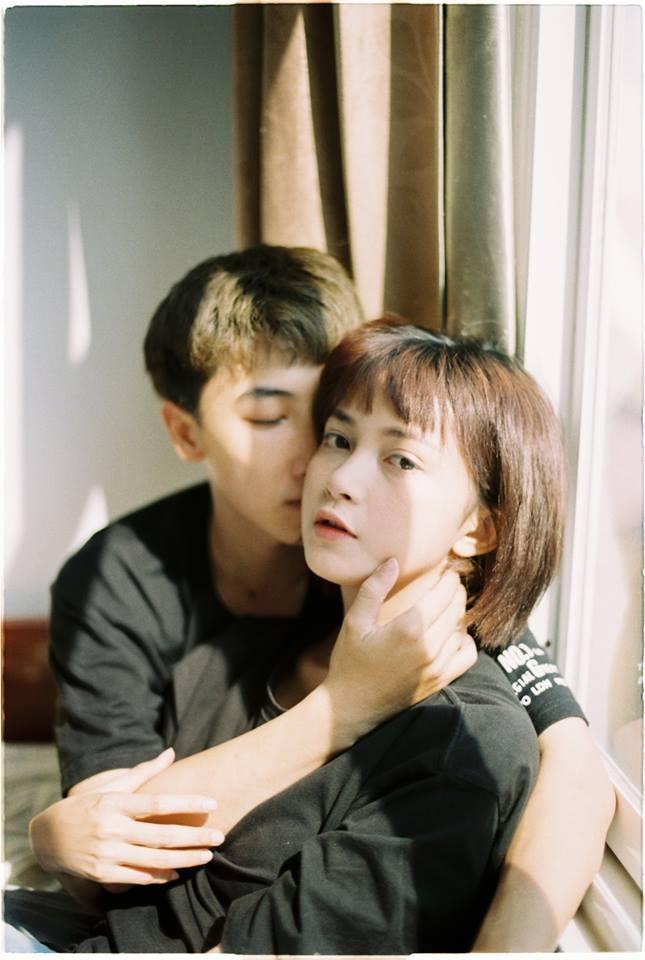 hot girl nam lun Mai Ky Han anh 2