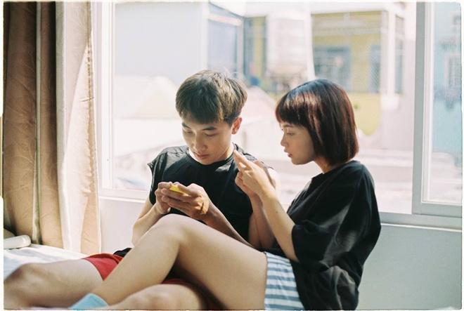 hot girl nam lun Mai Ky Han anh 9